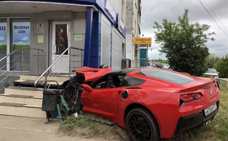 ДТП с Corvette в Туле: разыскиваются очевидцы с видеорегистратором