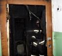 В Туле во время пожара на улице М. Тореза погибла женщина