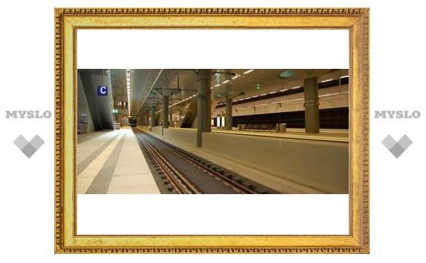 В Заокском будет новый вокзал
