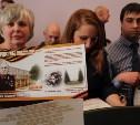 В Туле презентовали почтовую карточку «Школы города Тулы, носящие имена туляков-героев»