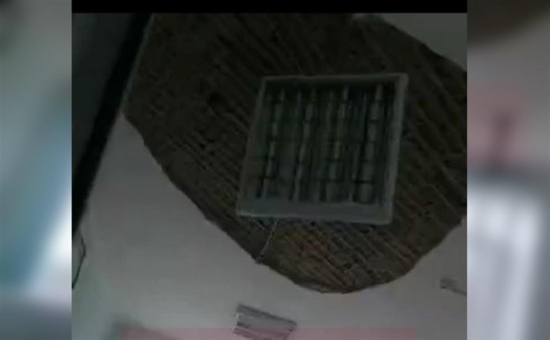 В классе одной из школ Тулы рухнул потолок