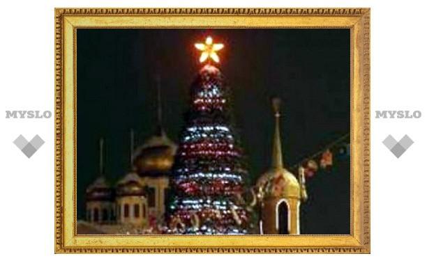 Главная тульская елка откроется в четверг 29 декабря!