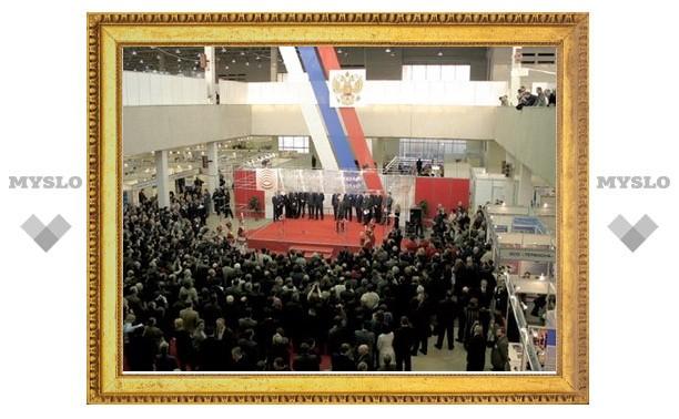 Туляки представили в Москве свои инновации