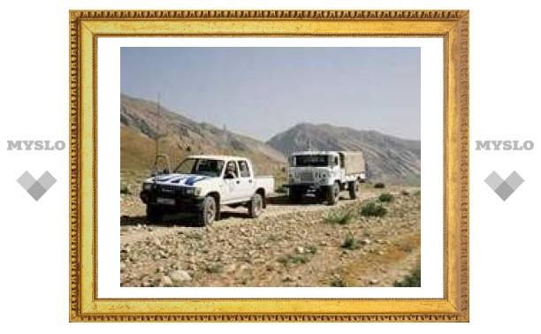 В Афганистане взорван автомобиль миссии ООН