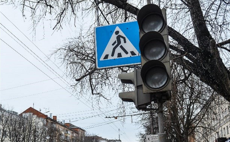 На пересечении улицы Советской и проспекта Ленина не работает светофор