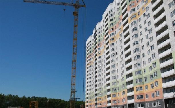 Гендиректор Агентства по ипотечному кредитованию посетил стройплощадку «Новой Тулы»