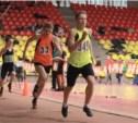 Областные легкоатлеты проявили себя на первенстве СДЮСШОР
