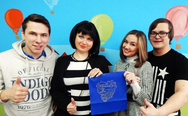 Карту Тульской области отправили на проект «85 друзей президента»