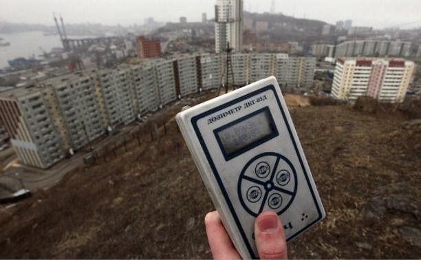 В Тульской области начались замеры радиационного фона