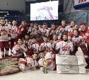 ХК «Виктория» из Новомосковска выиграла Всероссийский турнир «Золотая шайба»