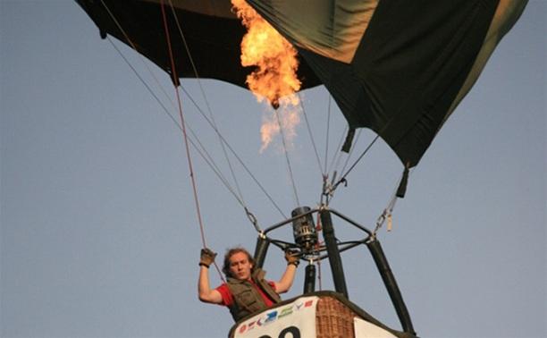 Над тульской землей прошли соревнования воздухоплавателей