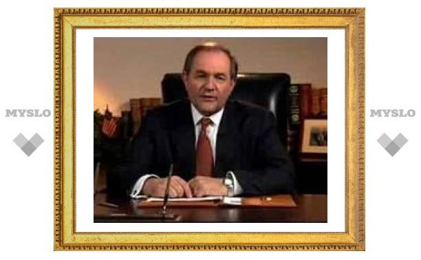 Бывший губернатор Вирджинии отказался от борьбы за Белый дом