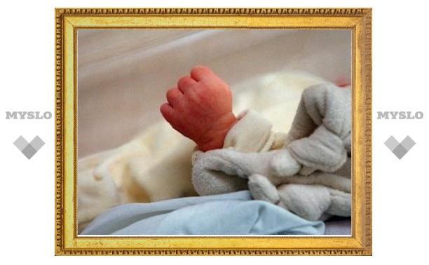 Под Тулой нашли закопанный труп младенца