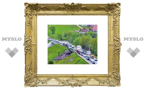 В Туле начался капремонт дорог