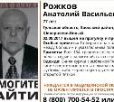 В Тульской области пропал без вести 77-летний пенсионер