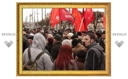 В Туле произошло столкновение молодежи