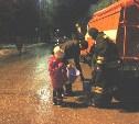 Водоснабжение в Ясногорске восстановлено