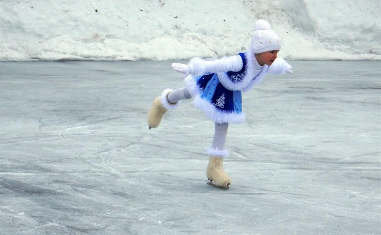 В Пролетарском округе пройдут соревнования по фигурному катанию