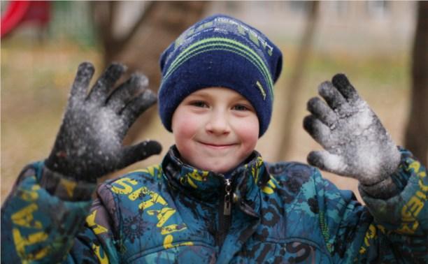 Первый снег в Туле: в шиномонтаже, на улице и в снимках Instagram