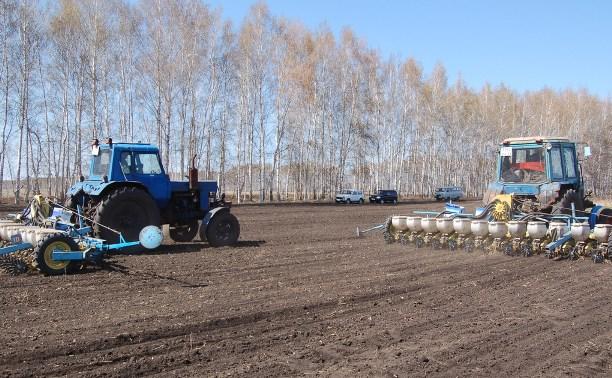 Тульские аграрии приступили к полевым работам