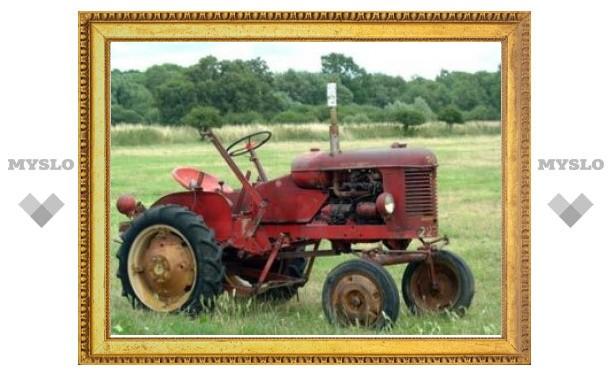 Программу утилизации автомобилей предложили распространить на тракторы