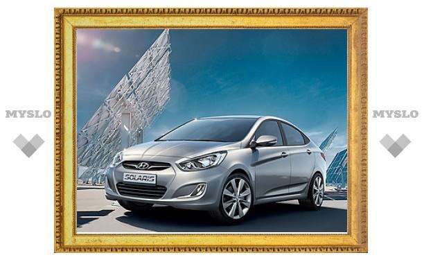Бюджетный седан Hyundai для России подорожал