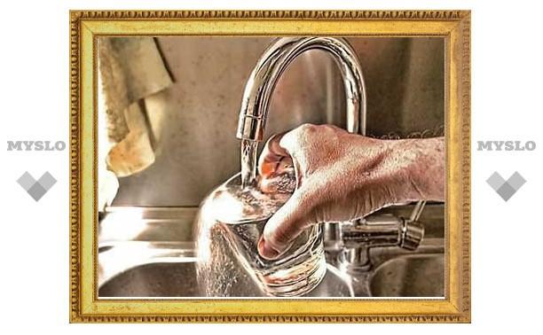 Тульские власти решат проблему с питьевой водой за 23 миллиона