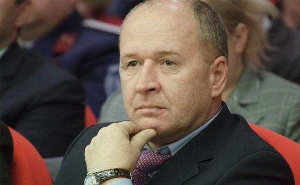 Игорь Каенков покинет Тульскую облдуму из-за проблем со здоровьем