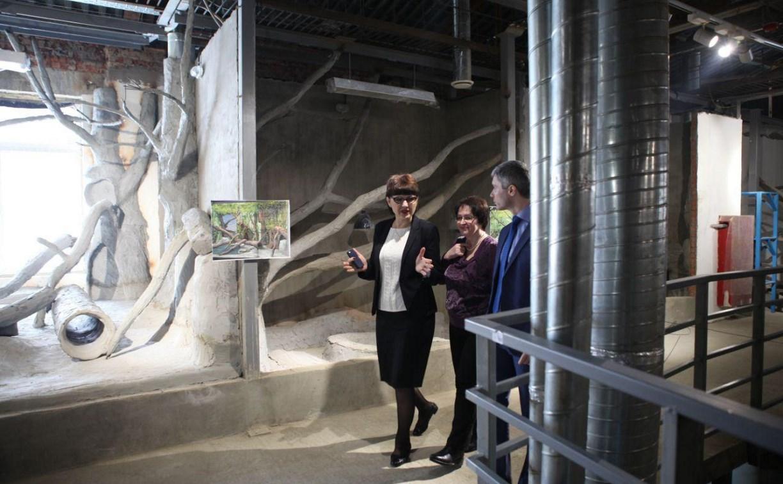 Фоторепортаж из нового здания Тульского экзотариума: Как оно выглядит сейчас