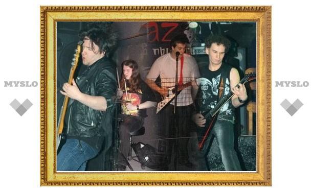 С летом в Одоеве попрощались под рок-музыку