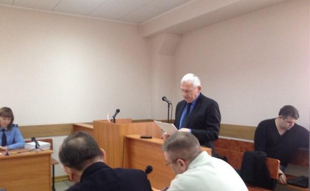 Прокопук попросил провести судебную экспертизу материалов уголовного дела