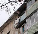В Алексине с балкона 5 этажа выпал мужчина