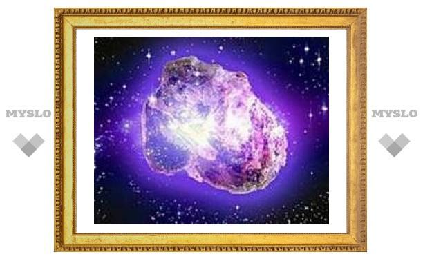 В небе найден самый крупный алмаз