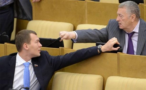 В Госдуме предложили издать эталонный словарь мата