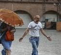 Ливень с градом в Туле: делитесь фото и видео непогоды