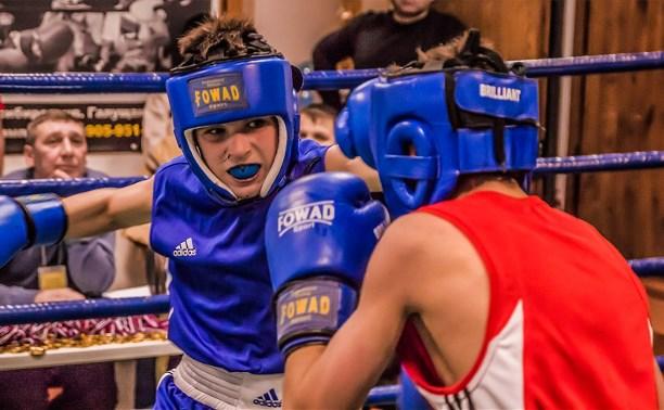 Юные тульские боксёры привезли четыре медали из Мценска