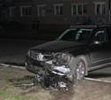 Двое ранены в ДТП из-за пьяного водителя «Мерседеса»