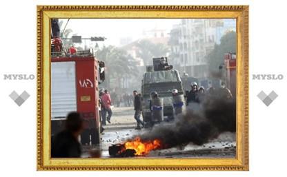 Мурси объявил чрезвычайное положение в трех провинциях Египта