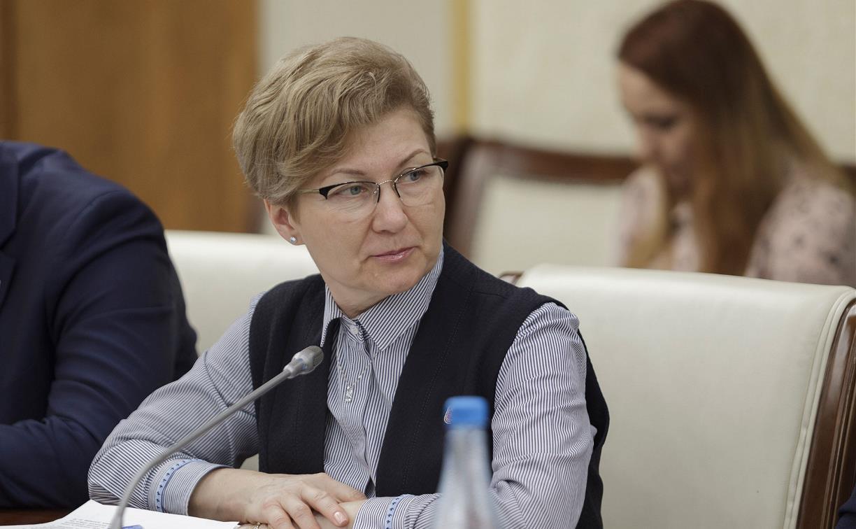 Марина Левина сложила с себя полномочия депутата Тульской облдумы