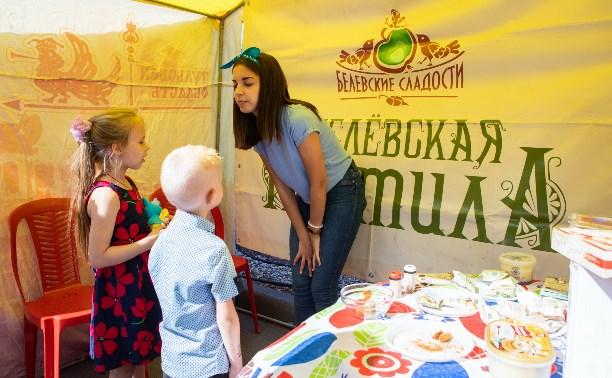 «Белевские сладости» – официальные спонсоры фестиваля «Школодром-2019»