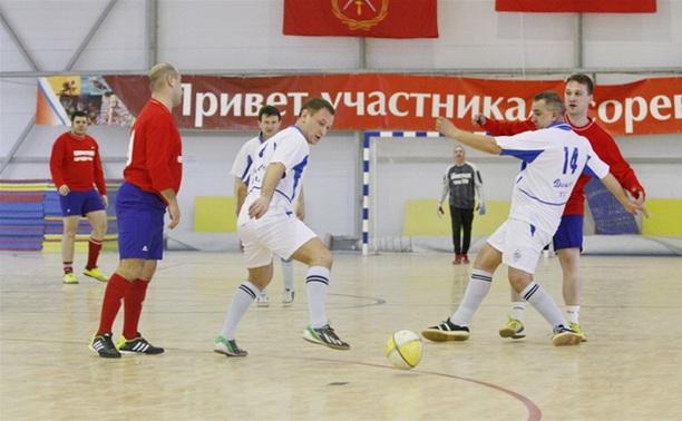 Тульская прокуратура лучше всех играет в футбол