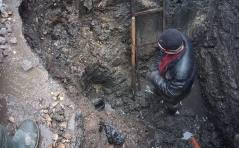 В Кимовске полностью восстановили водоснабжение