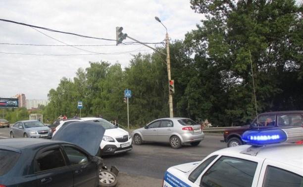В тройном ДТП на Рязанке виноват водитель «Фольксвагена»
