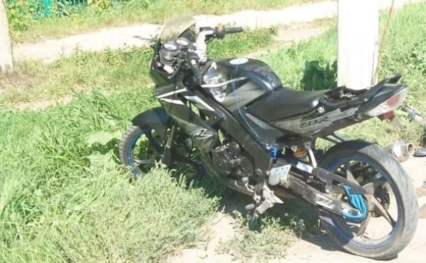 В Кимовске водитель скутера погиб, врезавшись в «шестёрку»