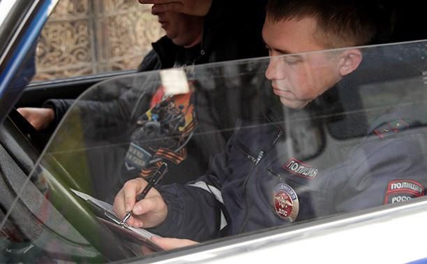 МВД предложило ограничить скорость движения автомобилей