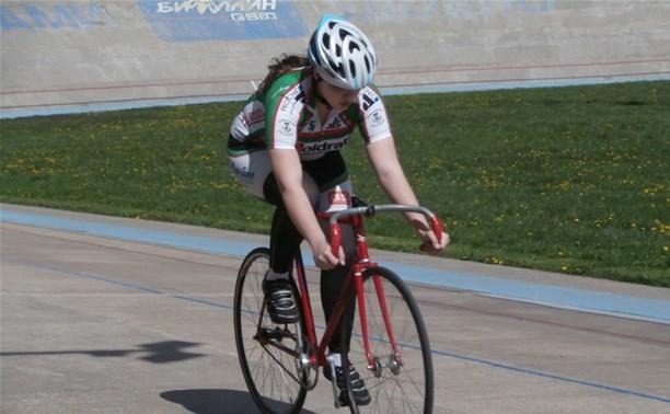 На тульском велотреке определили лучших юных велосипедистов