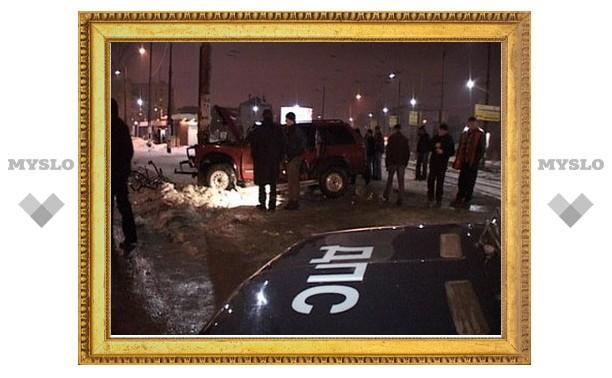 Ночью под Тулой в ДТП погиб молодой человек