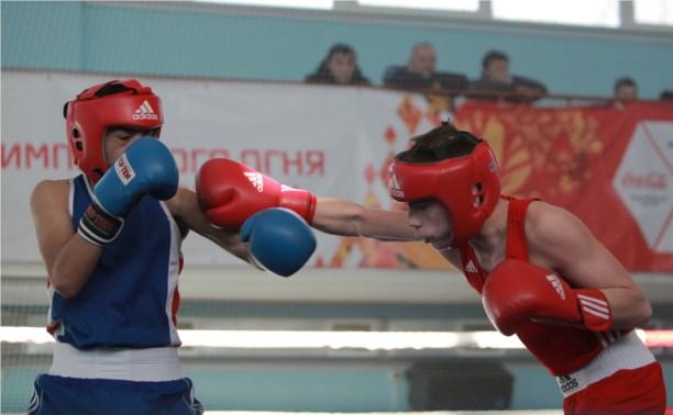 Тульские боксёры завоевали восемь медалей в Калужской области