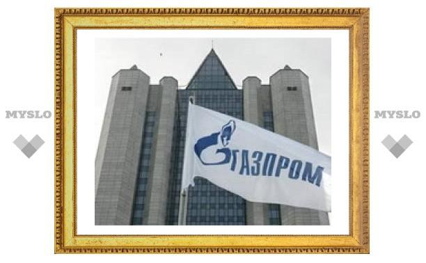 """""""Газпром"""" увеличил поставки газа в Европу в обход Украины"""