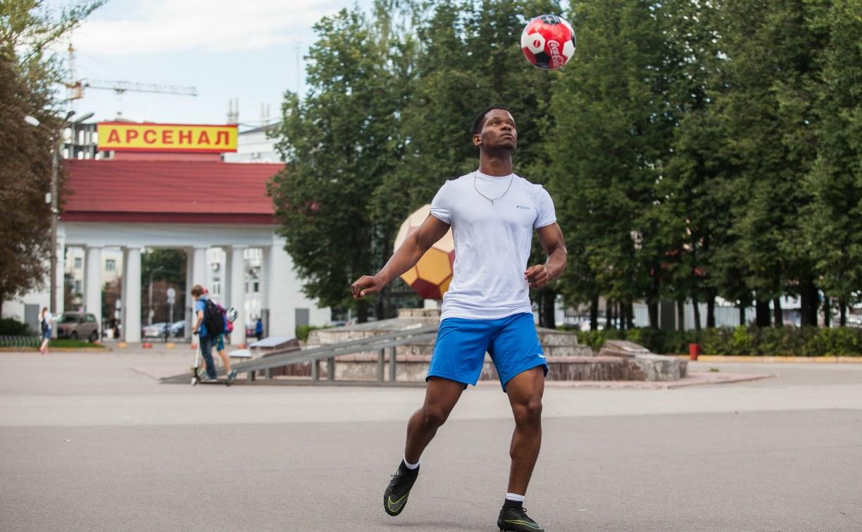 Болельщики «Арсенала» просят взять в команду простого парня из Конго – «кандидата от народа»